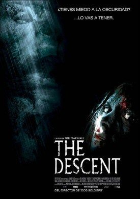 Cehenneme Bir Adim The Descent 2005 Turkce Dublaj 1080p Full Hd Izle Full Hd Filmizle Filmpanayiri Com Descent Movie The Descent Horror Movie Posters