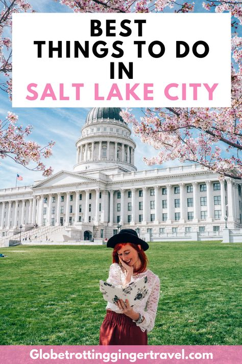 Best Things to do in Salt Lake City