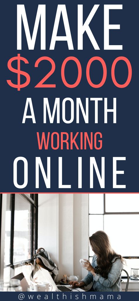 12 Profitable Online Jobs To Make Money Working Full Or Part Time Job