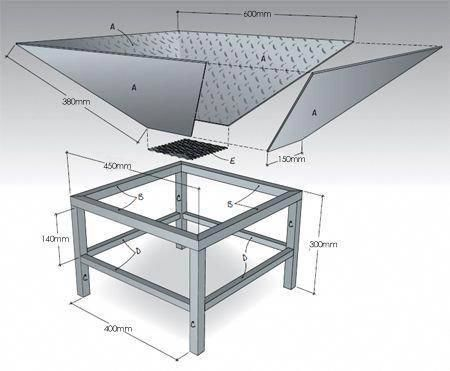 Outdoor Fire Pit Heat Deflector View Our Options Firepit Outdoor Diy Fire Pit Heat Deflector Fire Pit Plans Portable Fire Pits