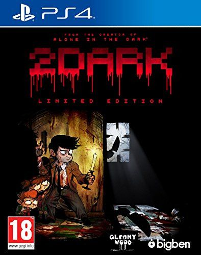 2dark Limited Edition Steelbook With Artbook Soundtrack