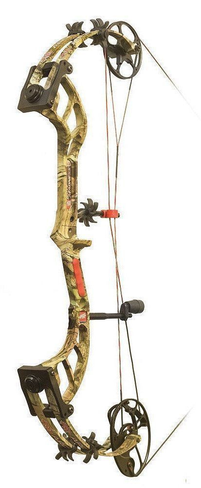 New Pse Bow Madness 30 Compound Bow Infinity Camo Rh 60lb Hunting Bow Rh Compound Bow Compound Bows For Sale Archery Bow
