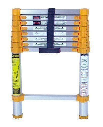 Xtend Climb 750p Aluminum Telescoping Ladder Type Ii Home Series 8 5 Foot Best Ladder Ladder Telescopic Ladder