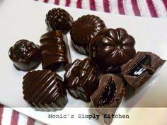 Resep Coklat Praline Coklat Makanan Resep Makanan Penutup