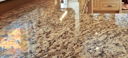 How To Repair Granite Countertop Chips Granite Granite