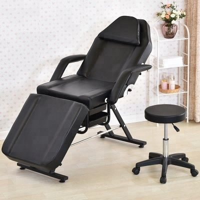 Low Price Hydraulic Beauty Bed Spa Body Massage Table Tattoo Chair Salon Equipment From China Factory In 2020 Massage Table Salon Equipment Body Massage
