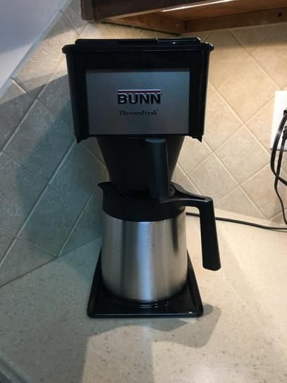 Coffee Makers Coffee Espresso The Home Depot Bunn Coffee Maker Coffee Maker Pour Over Coffee Maker