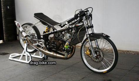 44 Foto Gambar Modifikasi Motor Ninja Rr Drag Bike Racing Drag Bike Com Sepeda Ninja Motor