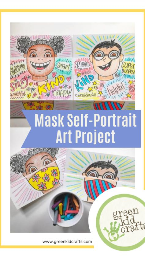 DIY Mask and Hand Sanitizer Activities for Kids