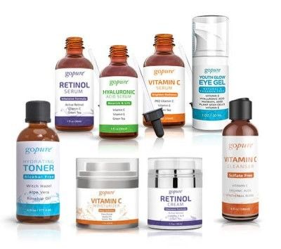 Gopure Skin Care System Skin Care System Anti Aging Skin Products Skin Care