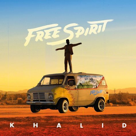 NITION OF FRESH : Khalid - Free Spirit.Rising artist Khalid has delivered his sophomore effort with the release of his melodic album, Free Spirit. Cool Album Covers, Music Album Covers, Music Cover Photos, Harry Styles Album Cover, Album Cover Design, Itunes Music, American Teen, Music Wall, Daft Punk