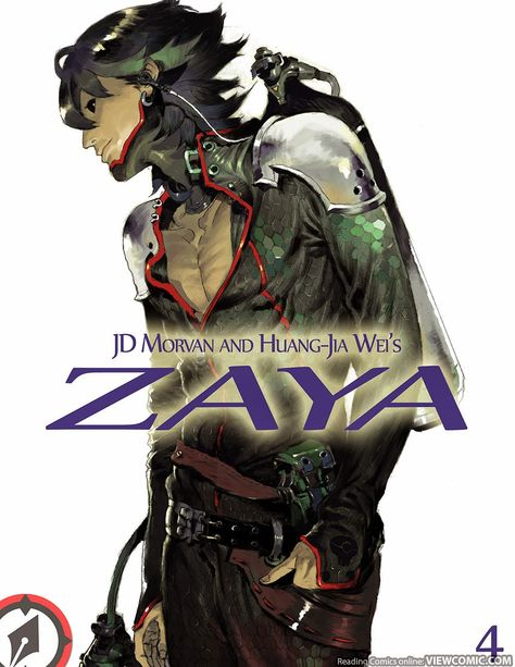 Zaya | Viewcomic reading comics online for free 2018