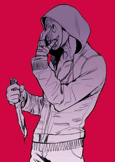 Horror Drawing, Horror Art, Horror Movies, Horror Film, Base Anime, Jake Park, Character Art, Character Design, Frank Morrison