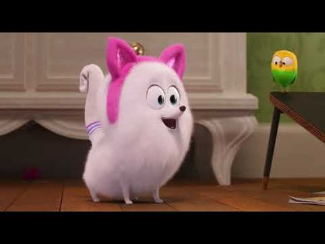 The Secret Life Of Pets 2 2019 Trailer Gidget New Animation Movies Secret Life Of Pets Secret Life