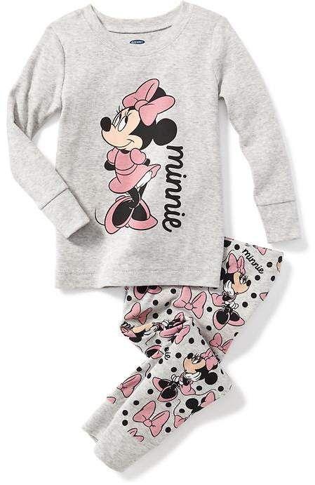 Disney Baby Girl Minnie Mouse Pyjamas