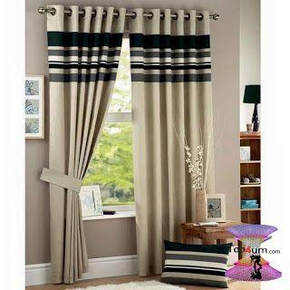 احدث كتالوج صور ستائر صالونات بتصميمات مودرن وكلاسيك 2020 Top4 Home Curtains Home Decor