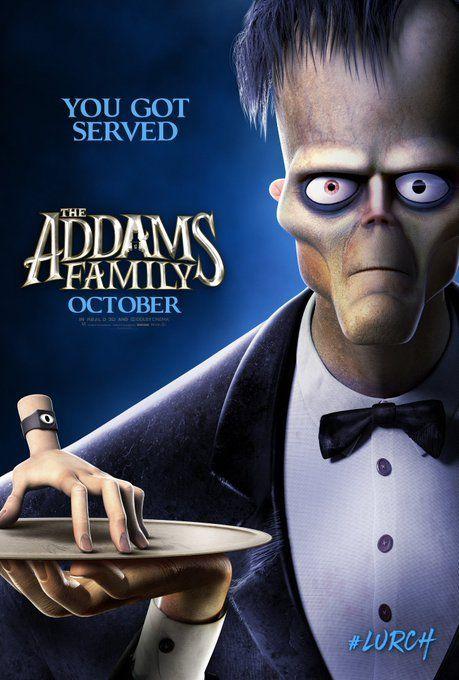 Los Locos Addams Lo Bueno Lo Malo Y Lo Feo La Familia Addams Peliculas Familiares Peliculas Animadas