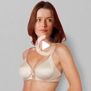 Bra Playtex without Underwire Ideal Beauty
