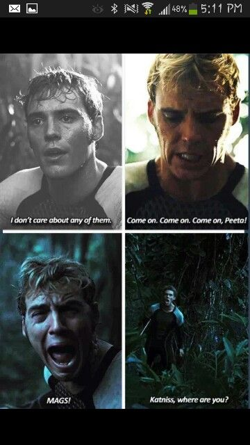 Finnick ^^^ Love that movie! way better than the first (my opinion) Comment what's your?