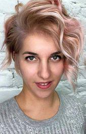 Haircut Edgy Asymetrical 41 Best Ideas Haircut Asymetrical Brownhaircutideas Cute Haircut Ide Haarschnitt Haarschnitt Bob Haarschnitt Ideen
