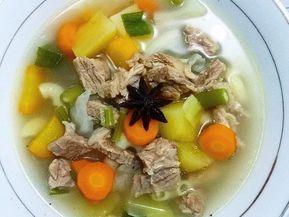 Resep Sop Daging Rempah Oleh Mega Nov Resep Resep Masakan Resep Makanan Dan Minuman