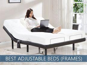 Best Adjustable Beds Frames Reviews Of Our Top 8 Picks For 2020 Adjustable Beds Adjustable Bed Frame Bed Frame