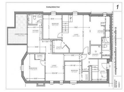 House Plans Layout Design Basements 15 Best Ideas Floor Plan