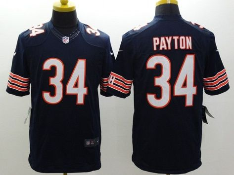 5bae4b5a791 ... coupon code for nike bears 99 lamarr houston navy blue team color mens  stitched nfl vapor