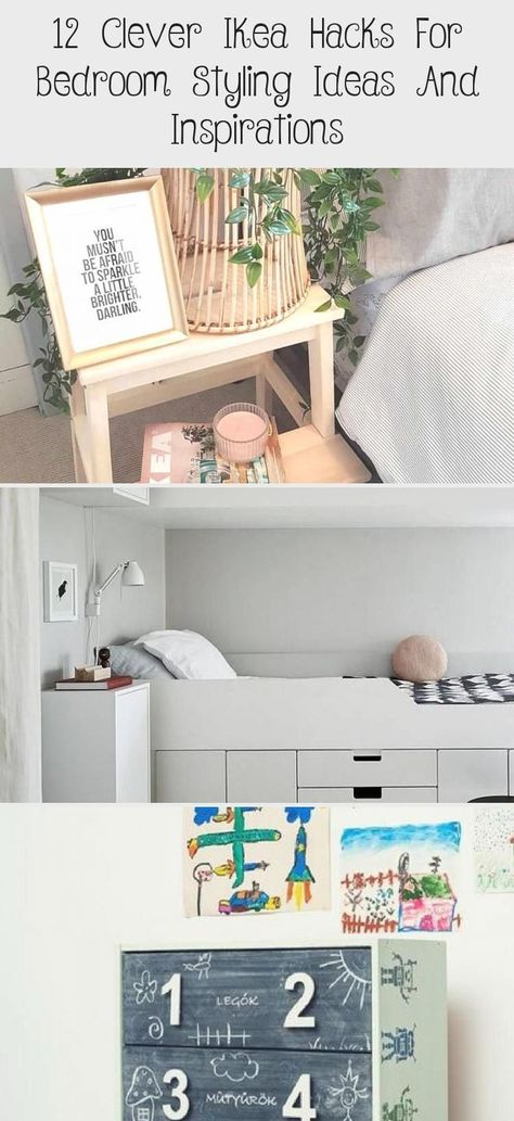 Most Current Pictures 12 Clevere Ikea Hacks Fur Styling Ideen Und
