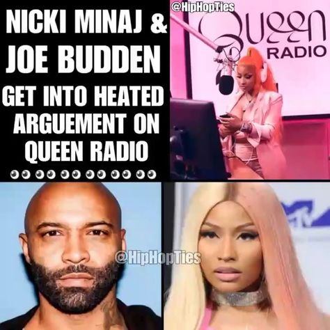 Team Nicki or Team Budden?    @hiphopties  Turn on post notifications  FOLLOW @litconvos for more vids and memes  Tag a friend!  #nickiminaj #nickiminajfans #joebudden #queenradio #femalerappers #femalerapper #joebuddenpodcast #hiphop #hiphopmusic #hiphopblog #hiphopnews #hiphopculture #hiphopartist #hiphophead #rapculture #rapmusic #rapper #rappers #blacktwitter #blackpeopletwitter #blacklives #blackandproud #urbanculture #hiphopculture #blackpeople #blackpeoplebelike #blackpeoplememes #urbancu
