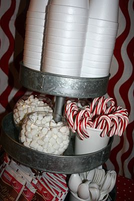 SugarPalooza: Winter Wonderland Polar Express Movie night!