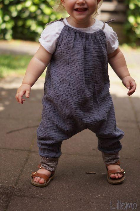 Freebook für die Baby- und Kinderleggings Luna. Ideal auch für ...
