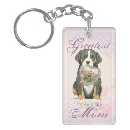 Greater Swiss Mountain Dog Heart Mom