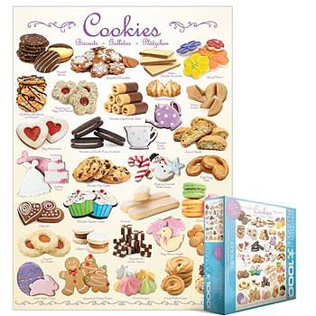 9 Best Cookie Puzzles images   Jigsaw puzzles, Cookies ...