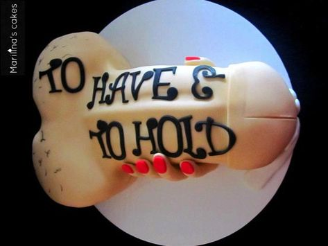 16 truly majestic (yet somewhat terrifying) penis cakes