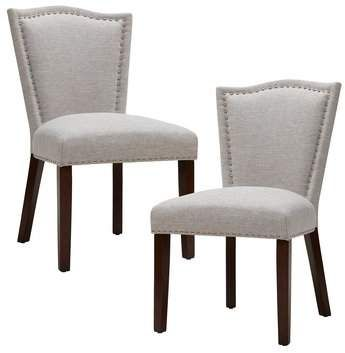 Darby Home Co Newville Upholstered Dining Chair Darby Home Co Dining Chairs Upholstered Dining Chairs Chair
