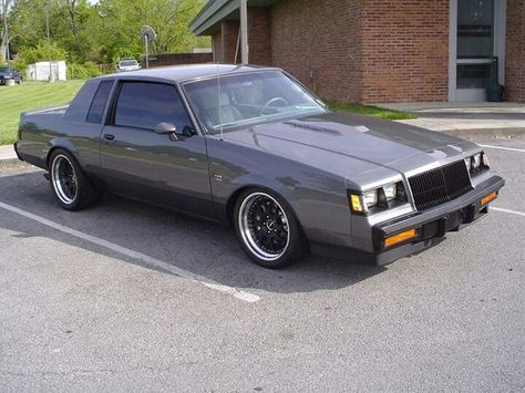 BUICK G-BODY GN PRO TOURING **-