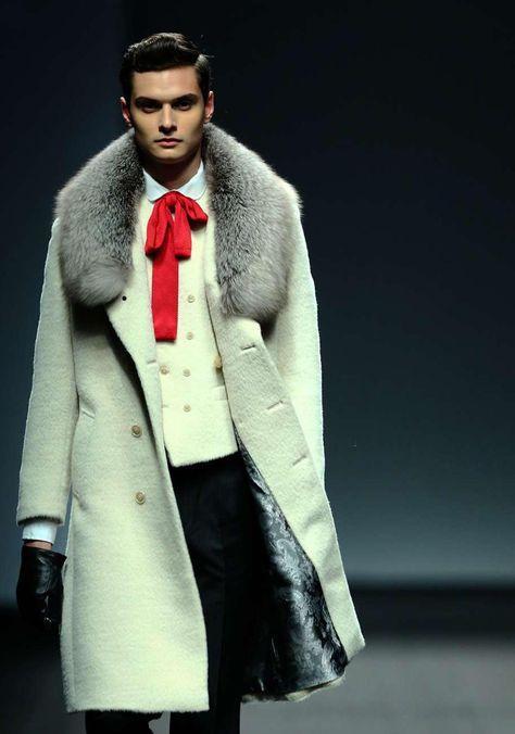 Dress to express, not to impress — monsieurcouture: monsieurcouture: Istituto...