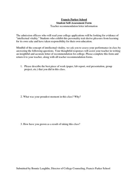 Examples Of Recommendation Letters Examples of Reference Letters - sample lab report