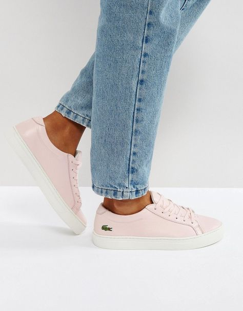 Light Sneakers PinkShoes Pinterest L12 Lacoste In rCthQdsx