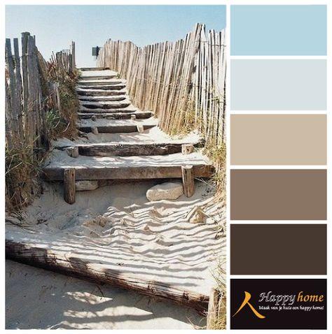 ... past de kleur Zee van VT wonen perfect. #blue #taupe #natural