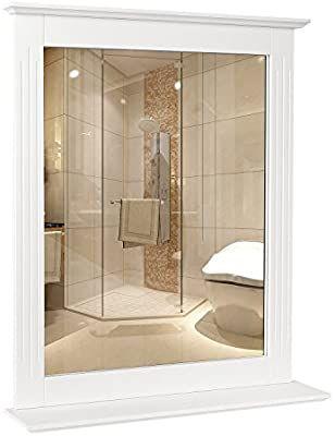 39+ Homfa bathroom wall mirror cabinet inspiration