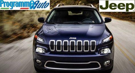 Programma Auto Da Oggi E La Concessionaria Unica Ed Ufficiale Jeep