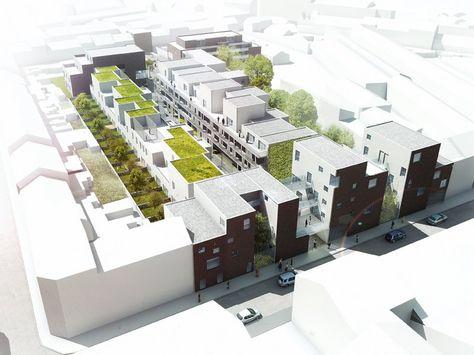 36 Housing Complex Ideas In 2021 Architecture Architecture Design Social Housing