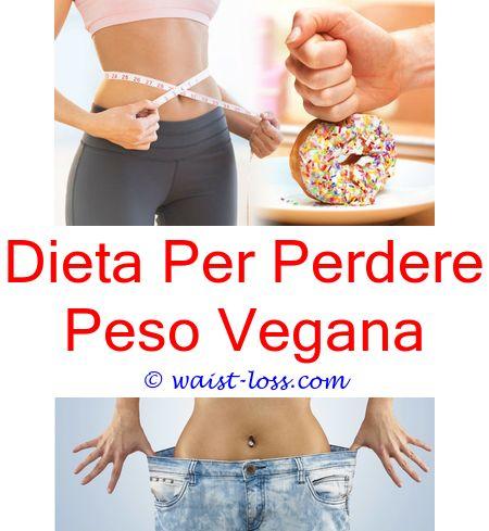 come perdere peso vegetariano