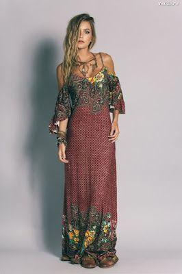 último clasificado comprar nuevo distribuidor mayorista Vestidos Hippie Chic | Boda en 2019 | Vestidos hippies, Moda ...