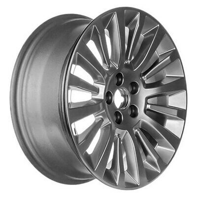 For Lincoln Mkt 10 12 Alloy Factory Wheel 16 Spoke Hyper Silver 19x8 Alloy In 2020 Lincoln Mkt Wheel Bolt Pattern
