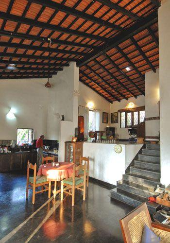 Narayanan S Residence Small House Interior Design Kerala House