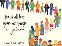 who is my neighbor vbs decoration - Google Search | Who is my ...
