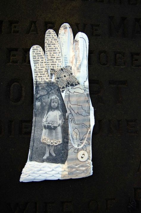 Memento Mori - Mandy Pattullo - Old quilts made into garments, making old garments more precious.